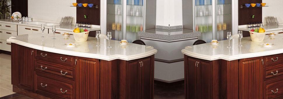 Marbella - LGКоллекция «Marbella», инновация от компании «LG», напоминает структуру самых популярных оттенков натурального мрамора и песчаника. Рекомендуется к использованию в простых изделиях, так как в связи с особенностями декора швы могут быть заметны визуально.На выбор предлагается 5 эксклюзивных оттенков...